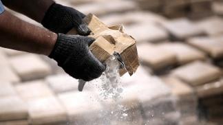 Una de las acusaciones que pesa sobre Scapolán es haberse quedado con 500 kilos de cocaína de un procedimiento.