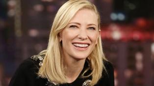 """Cate Blanchett dijo que la condena a Weinstein tiene que ver con un """"progreso genuino"""""""