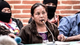 Marichuy, la mujer que los indígenas quieren llevar a la presidencia