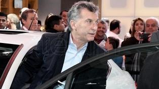 Macri suspendió su actividad a raíz de la tragedia en Mendoza