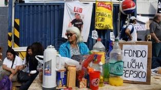 Trabajadores bloquearán la logística desde donde se distribuyen productos de Pepsico