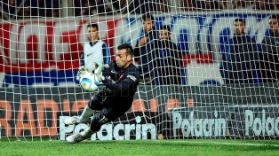 San Lorenzo goleó en Chile a Huachipato en su despedida del certamen