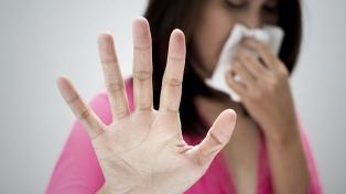 Advierten que muchas personas alérgicas son mas susceptibles al coronavirus al empeorar sus síntomas