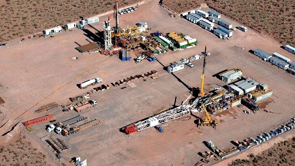Shell lleva invertidos unos US$ 1.000 millones en la formación neuquina.