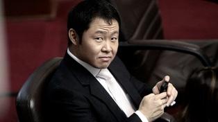 Kenji Fujimori irá a juicio por sobornos para impedir la destitución de Kuczynski