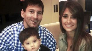 Messi y Antonella Roccuzzo piden que el dinero de los regalos de boda sea donado a la Fundación del futbolista