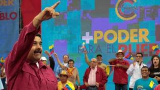 Maduro encabezará un acto de jura de los constituyentes