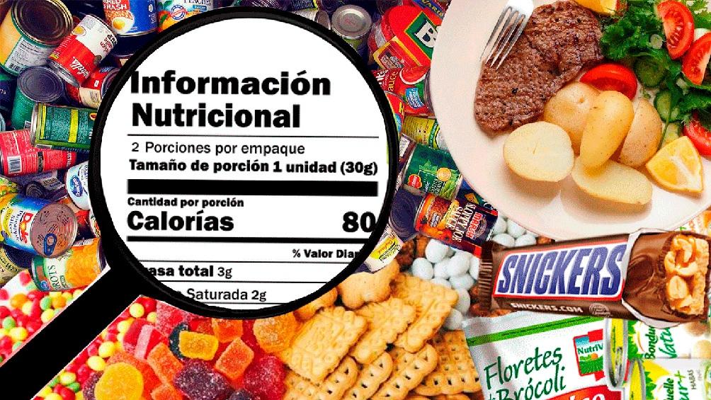 Actualmente, en el Congreso Nacional existen 13 proyectos de ley sobre etiquetado frontal de alimentos.