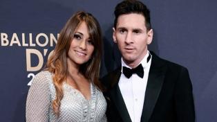 Se casa Lionel Messi en una Rosario custodiada y convulsionada