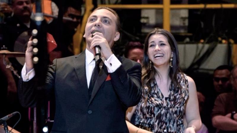 Cristian Castro despide el año con un concierto por streaming