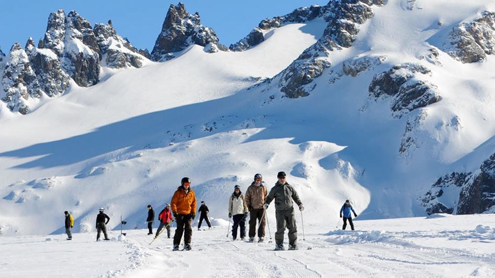 Cerro Perito Moreno El Bolsón