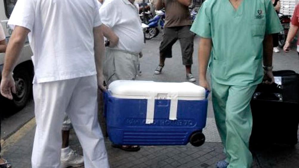Cicatríz busca promover la donación de órganos.