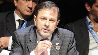 Eduardo Zuain, designado embajador en Rusia.