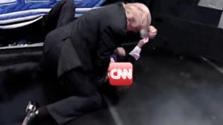 La CNN le respondió a Trump por su polémico tuit atacando a la prensa