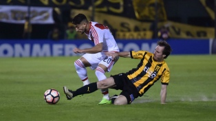 River obtuvo un triunfo importante en Paraguay