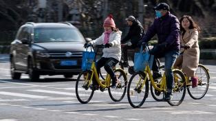 El sistema rentado de bicicletas compartidas, un fenómeno de transporte que China quiere expandir al mundo