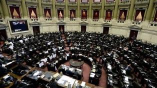 Menem y Carrió son los legisladores que más faltaron a las sesiones del Congreso