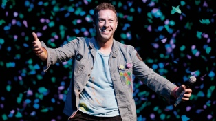 "Coldplay editó ""Kaleidoscope"" antes de sus shows en Argentina"