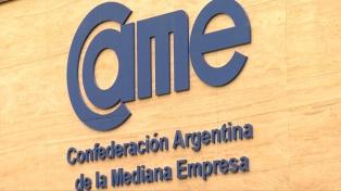 Las pymes nucleadas en CAME piden a candidatos menor carga fiscal y modernización de la ley laboral
