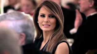 Melania Trump dijo que sufrió ataques personales tras la toma del Capitolio