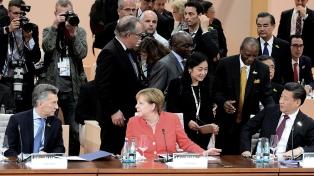Los países miembros generan el 85% del producto bruto global