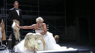 La obra de Copi volvió al escenario con dos estrenos en el Cervantes