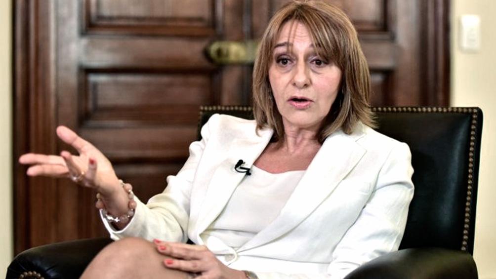 La denuncia contra la exprocuradora Alejandra Gils Carbó se originó en un artículo nunca comprobado que publicó Clarín.