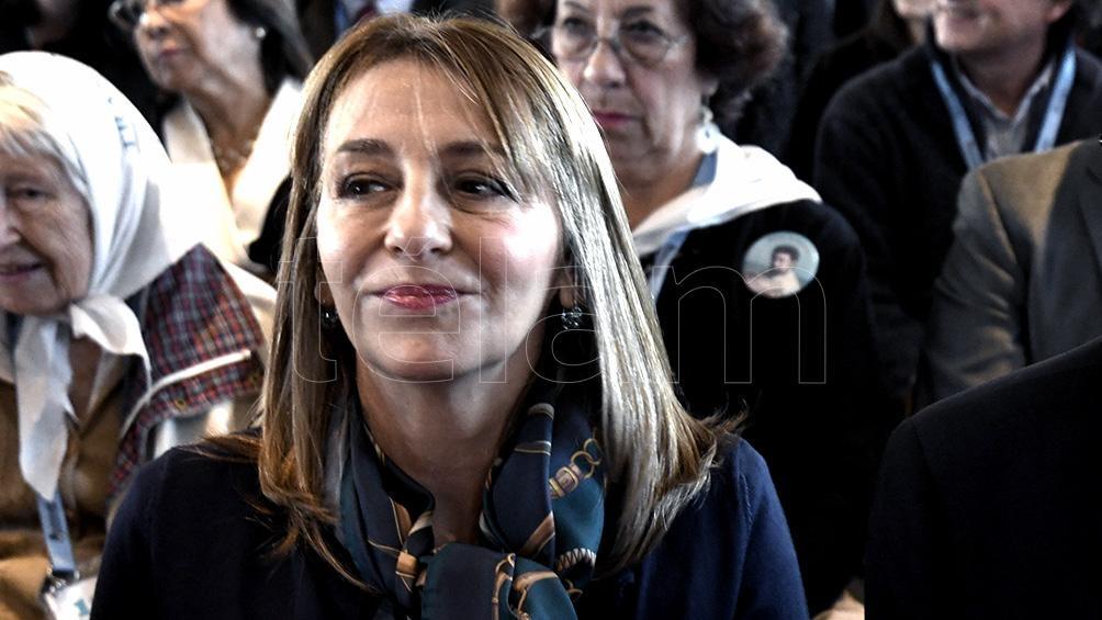 Ex procuradora general de la Nación Alejandra Gils Carbó.