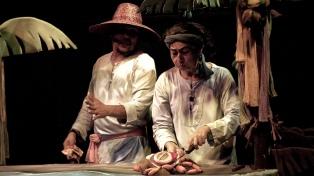 Realizan en La Plata el X Festival Internacional de Títere de Teatro de Figura