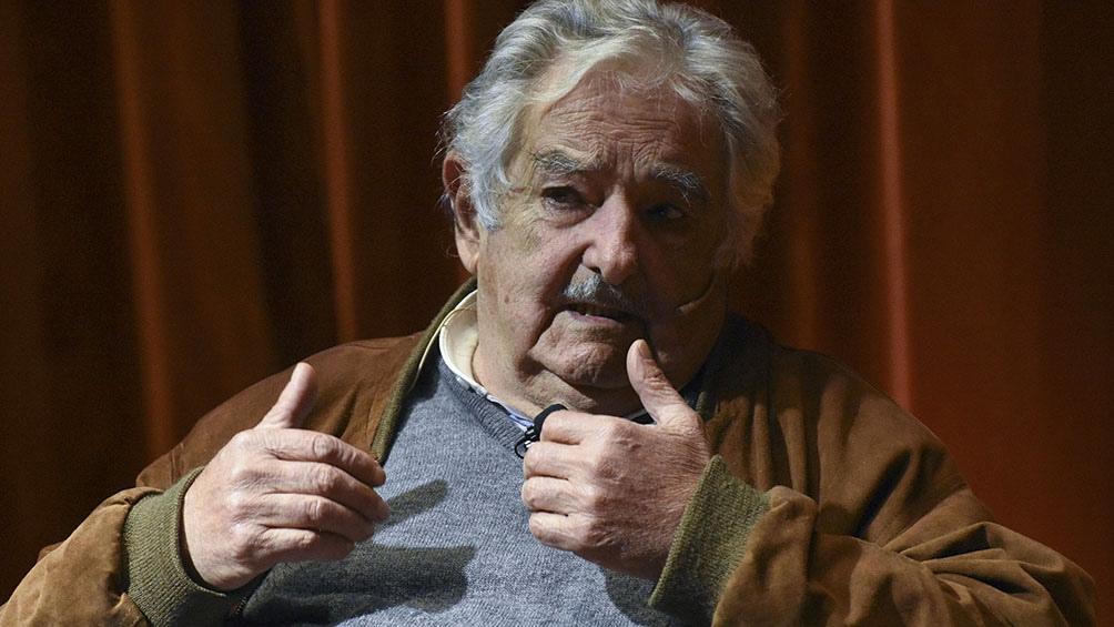 El ex presidente uruguayo y la vacunación.
