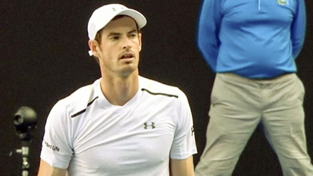 Andy Murray recibió una invitación para jugar el abierto de Wimbledon