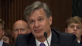 Christopher Wray, director del FBI