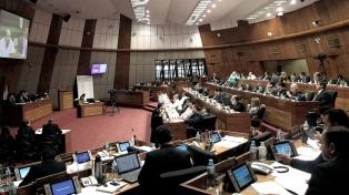 Los colorados voltearon el pedido de juicio político a Abdo Benítez y su vice