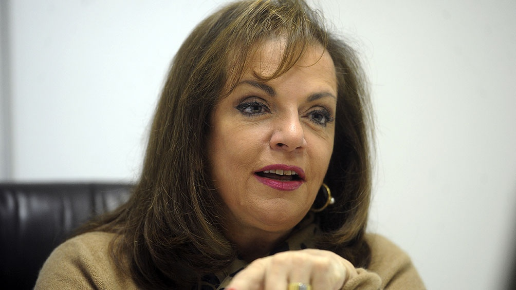 Nilda Garré.