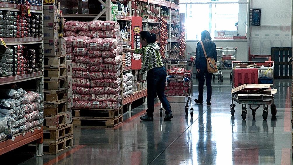 Comercio Interior reglamentó la Ley de Góndolas para supermercados mayoristas