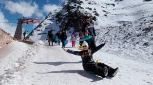 Se registró un intenso movimiento turístico en las vacaciones de invierno