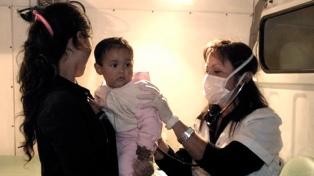 Afirman que está controlado el brote de bronquiolitis que afectó a miles de chicos