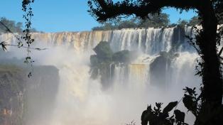 El Parque Nacional Iguazú superó los 100 mil visitantes en la primera quincena de enero