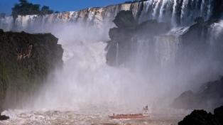 El Parque Nacional Iguazú supera este año el millón y medio de visitantes