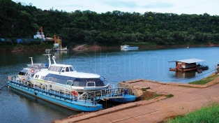Presentaron en Puerto Iguazú el proyecto de la nueva Terminal Fluvial