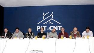Llaman a la huelga general en defensa de las negociaciones colectivas de trabajo