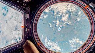 Street View llega al espacio con la primera colección especial hecha sin gravedad