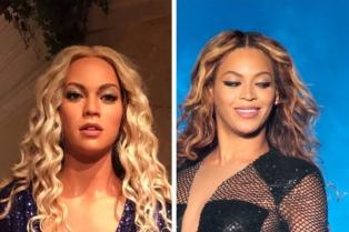 Fuertes críticas al museo Madame Tussauds por crear una Beyoncé blanca y sin caderas