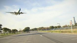 Creció 12% la cantidad de pasajeros en los aeropuertos domésticos