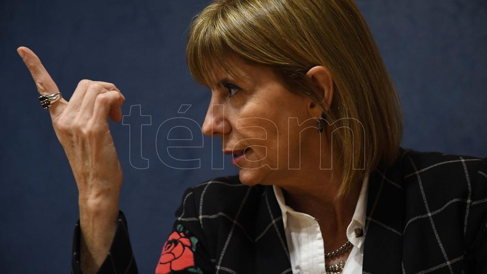 El Senado provincial aprobó la licencia sin goce de sueldo de Rodenas.