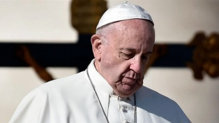 Francisco hizo un aporte de 25.000 euros para la lucha contra el hambre en África