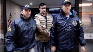 El contador de la familia Kirchner fue trasladado a Marcos Paz