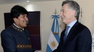 Bolivia confía en el apoyo de Macri para sumarse al Mundial 2030