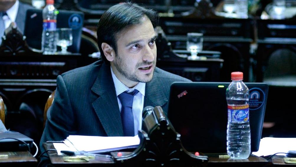 Diego Mestre, títular de la comisión