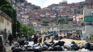 Caracas cumple 452 años afectada por la crisis